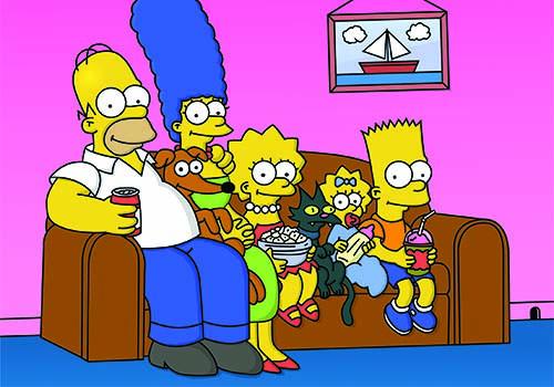 משפחת סימפסונס